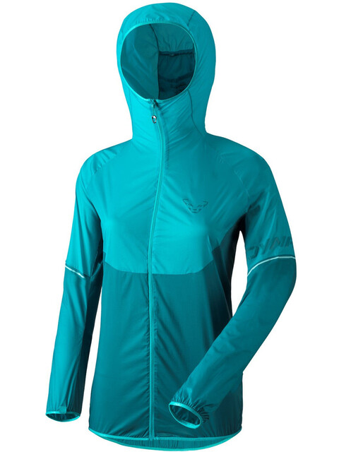 Dynafit Vertical Wind 72 Wind Jacket Women ocean